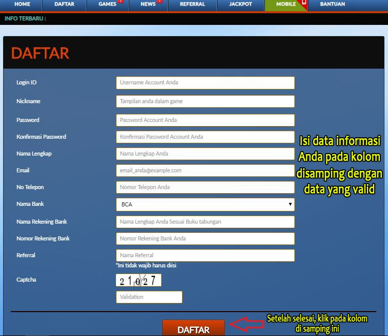Akun Poker Online di Situs DGPoker